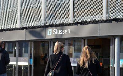 Bytespunkt Slussen – nytt uppdrag!